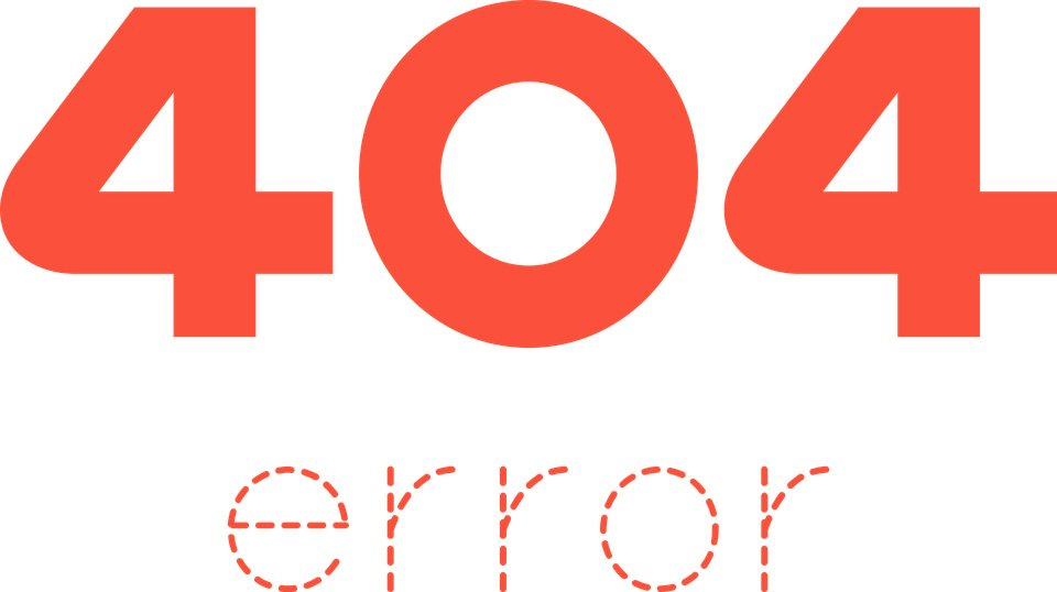 Nguyên nhân gây ra lỗi 404 not found là gì?