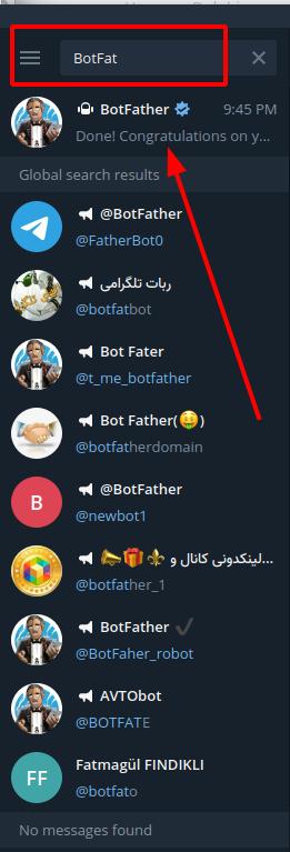 Hướng dẫn tạo bot telegram