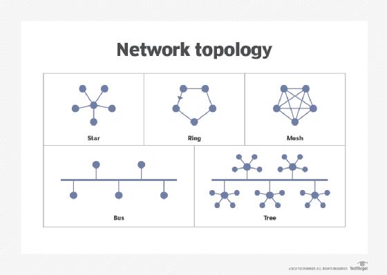 Cấu trúc liên kết mạng LAN là gì