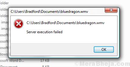Loi-Server-Execution-Failed