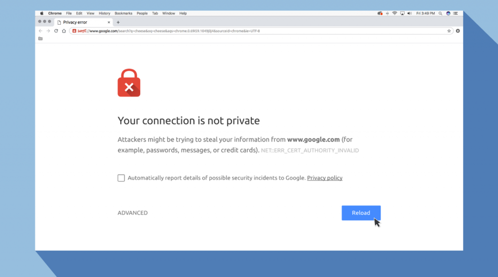 cach-khac-phuc-loi-your-connection-is-not-private-1