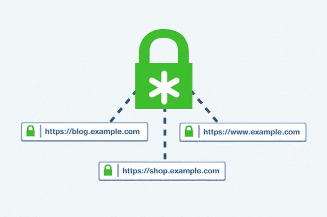 Wildcard SSL Certificate là gì?