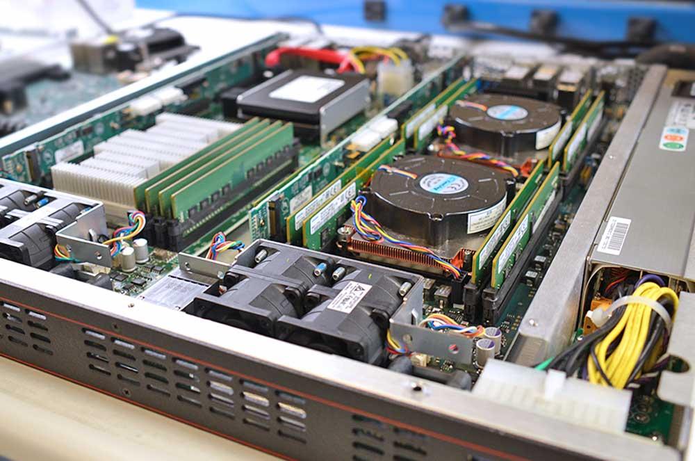 1U CPU Blade server