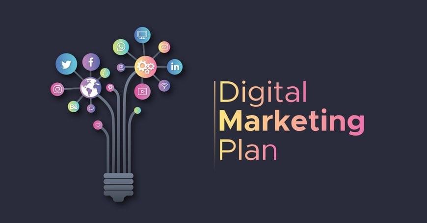 8 bước lập kế hoạch Digital marketing hiệu quả