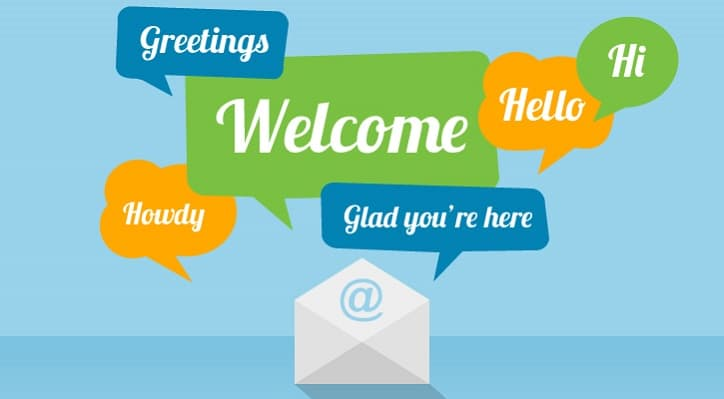 Email chào mừng (Welcome Email)