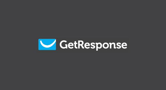 Phần mềm Email marketing GetResponse