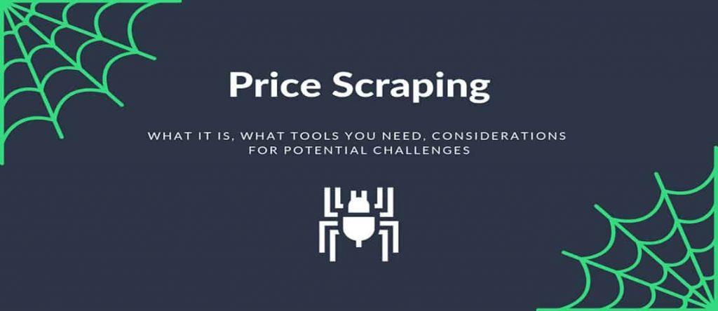 Price scraping