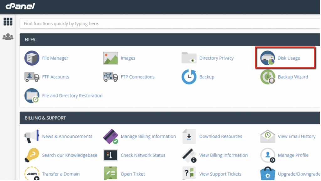 quan-ly-disk-usage-trong-cpanel