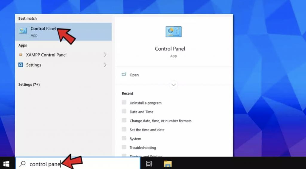 Sửa Microsoft Visual C++ Redistributables