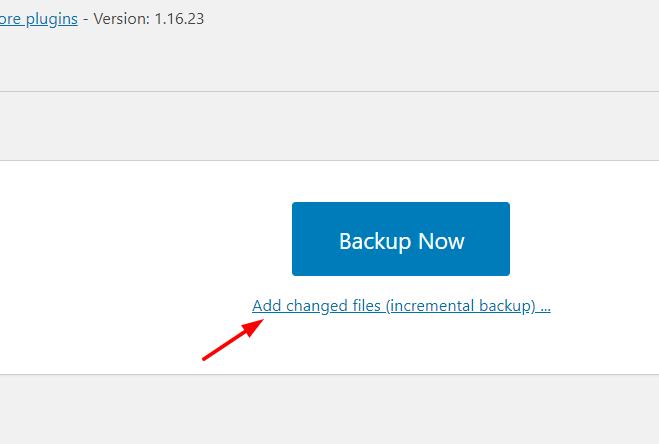Plugin backup wordpress tốt nhất
