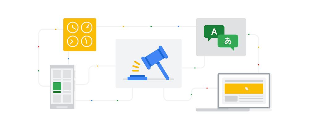 Hệ thống đấu giá Google Ads