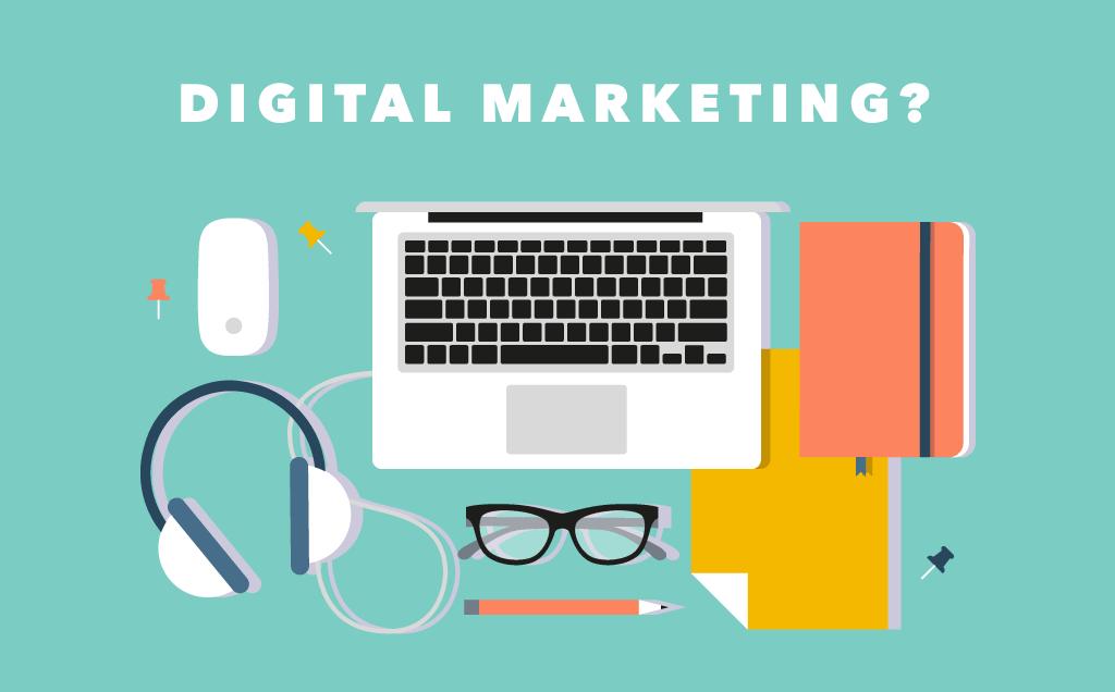 Vì sao bạn chọn Digital marketing