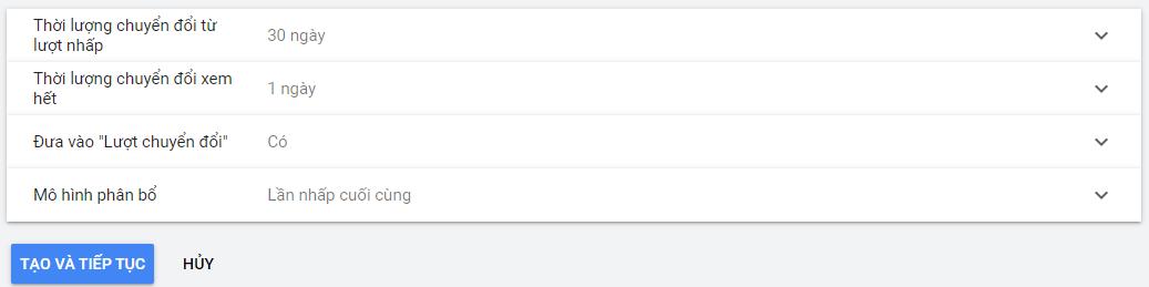Cài đặt chuyển đổi Google Ads - hình 2