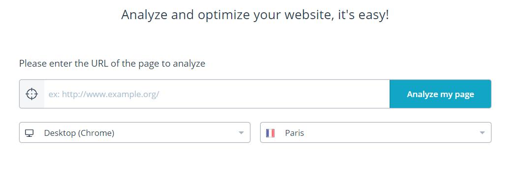 Công cụ kiểm tra tốc độ hosting Dare Boost