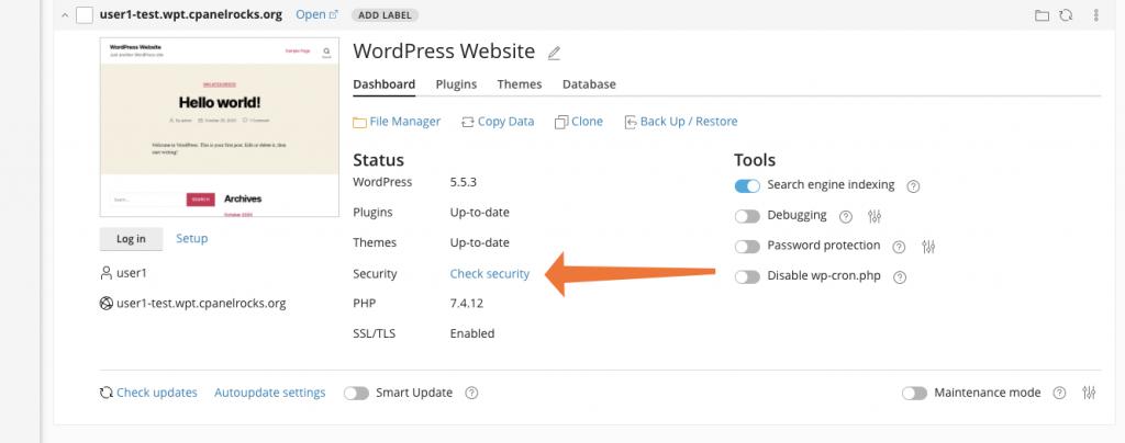 phương pháp bảo mật wordpress
