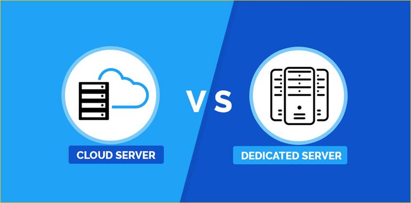 Phân biệt Cloud Server và Dedicated Server