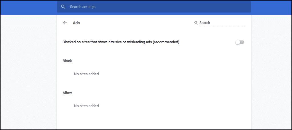 chặn quảng cáo google chrome